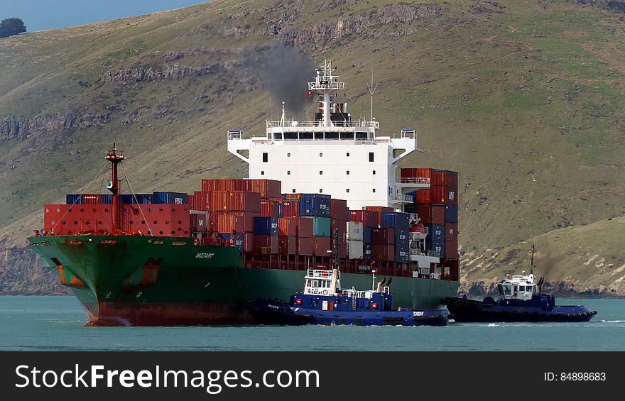 Mozart. Container Ship.