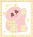 Free Pink Teddy Bear Stock Image - 8492931