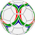 Free Soccer Ball Royalty Free Stock Image - 8494396
