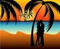 Free Silhouettes Royalty Free Stock Photos - 8494538