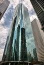 Free Tall Glass Skyscraper Royalty Free Stock Photos - 8494818