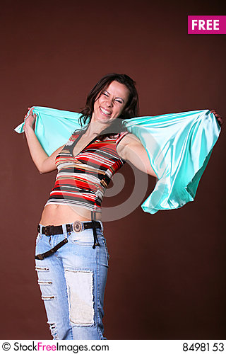 Free The Young Beautiful Girl During Active Leisure Stock Photos - 8498153