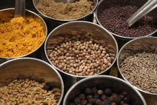 Free Cooking Spices Stock Photos - 8491303