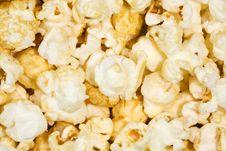 Free Popcorn. Stock Photos - 8491353