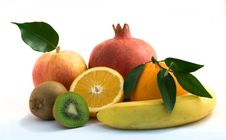 Free Close Up Of Fruits Stock Photography - 8491842