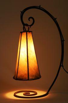 Vintage Lamp Royalty Free Stock Image