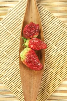 Free Tasty Strawberries Stock Images - 8492194