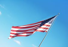 Free Flag Stock Image - 8492481