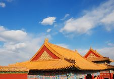 Free The Forbidden City Stock Photo - 8492560