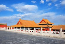 Free The Forbidden City Stock Photo - 8492650
