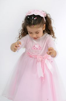 Free Little Princess Stock Image - 8492861