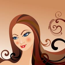 Free Beautiful Girl Royalty Free Stock Image - 8493046