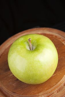Free Granny Smith Apple Royalty Free Stock Images - 8493109