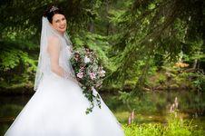 Free White Bride Stock Photos - 8493333