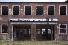 Free Abandoned Building Royalty Free Stock Photography - 8493517