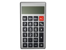Free Calculator Royalty Free Stock Photo - 8493745