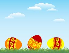 Free Easter Royalty Free Stock Photography - 8494017