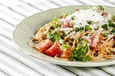 Free Spaghetti Royalty Free Stock Photo - 8494025