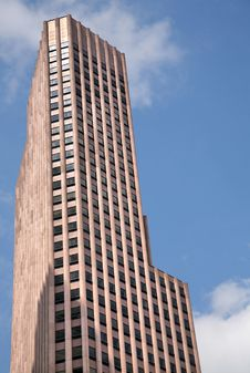 Free Tall Jutting Granite Building Royalty Free Stock Photo - 8495035