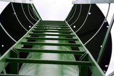 Free Ladder To Sky Royalty Free Stock Image - 8495316