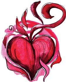 Free Love Hearts Stock Image - 8496091