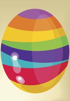 Free Easter Egg 01 Stock Image - 8496171