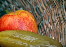 Free Fruit And Vegetable Royalty Free Stock Photography - 8496797