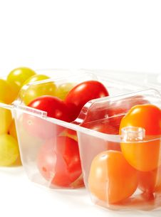 Free Cherry Tomato Stock Photo - 8496860