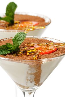 Free Tiramisu Dessert Royalty Free Stock Image - 8496866