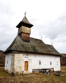 Free Cicau Church In Romania Royalty Free Stock Photography - 8497217