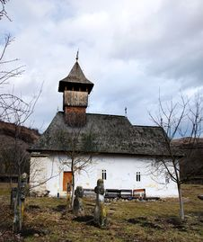 Free Cicau Church In Romania Stock Photography - 8498062