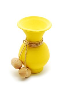 Free Ceramic Vase Royalty Free Stock Photos - 8498088