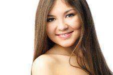 Free Beautiful Young Woman Stock Image - 8498151