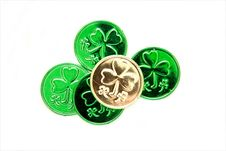 Free Lucky Coins Stock Photo - 8498290