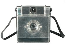 Free Antique Automatic Camera Royalty Free Stock Images - 8499109