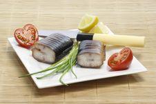 Free Eel Appetizer Stock Image - 8499131