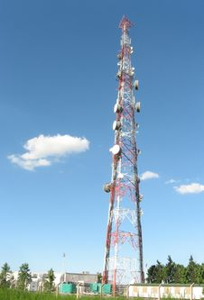 Free Antenna Stock Photography - 8499362