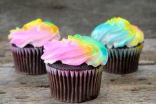Free Cupcakes Royalty Free Stock Photos - 8499518