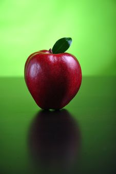 Free Red Apple Stock Image - 8499711