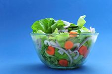 Free Assorted Salad Stock Images - 8499814