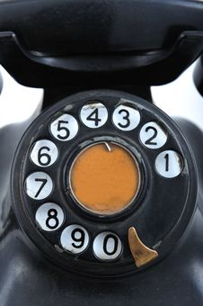 Free Old Phone Stock Images - 8499894