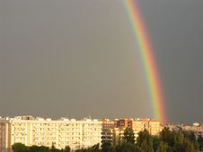Free MM00-0910 RAINBOW URB TEL S10 INT Stock Photography - 84900212