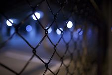 Free Chain-Link Fence Background Stock Photography - 84901702