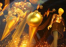 Free Gold Semiabstract 1 Royalty Free Stock Images - 84902769