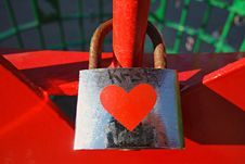Free PUBLIC DOMAIN DEDICATION - Pixabay - Digionbew 12. 11-07-16 Love Padlock LOW RES DSC05433 Royalty Free Stock Photo - 84903685