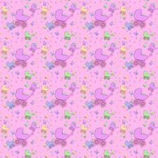 Free BabyBuggy-Pink-Paper Stock Photo - 84904110