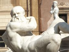 Free DSCF1453-Fontana_della_Vergogna-Palermo-Sicily-Italy-Castielli_CC0-HQ Stock Photos - 84905023