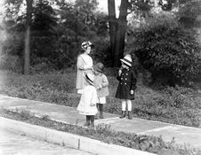 Free Sunday Finest, 1913 Royalty Free Stock Images - 84905379