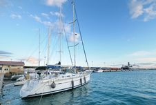 Free Circolo Nautico NIC Porto Di Catania - Sicilia Italy Italia - Creative Commons By Gnuckx Stock Images - 84905564