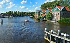 Free PDD Pixabay - Digionbew 11. July 02-07-16 Amstel Seen From Bridge Over The Amstel Ouderkerk LOW RES DSC03878 Stock Image - 84905741